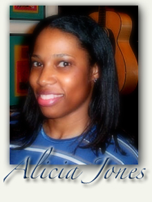 Alicia Jones Austin Singer