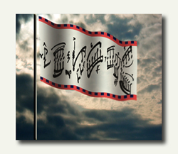 american music flag gary powell