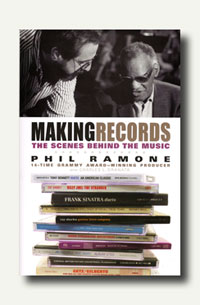 phil ramone book cover